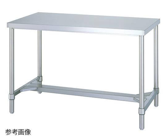 Shinko Co., Ltd WH-18060 Stainless Steel Workbench (H Frame Type) 600 x 1800 x 800mm