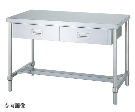 Shinko Co., Ltd WDH-15060 Stainless Steel Workbench (H Frame Type) 600 x 1500 x 800mm