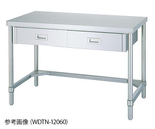 Shinko Co., Ltd WDTN-12045 Workbench With Drawers 3-Side Frame Type 450 x 1200 x 800mm