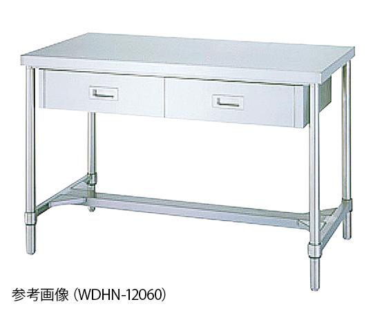 Shinko Co., Ltd WDHN-9075 Workbench With Drawers H Frame Type 750 x 900 x 800mm