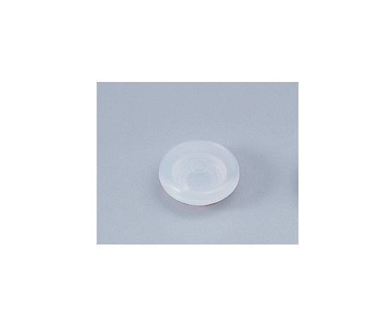 AS ONE 5-112-06 Silicone Plug for Vial Bottle for No. 2 - 8 10 Pcs