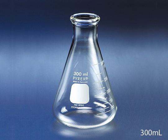 Bình thủy tinh Erelenmeyer 50mL Corning Incorporated 4980-50