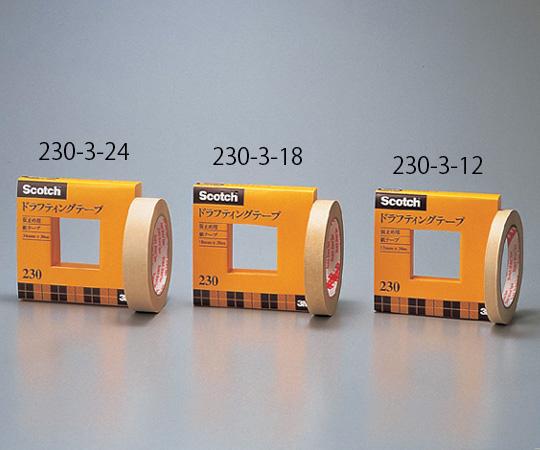3M 230-3-18 Drafting Tape 18mm x 30m