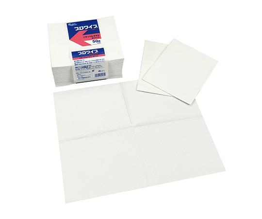 Elleair (DAIO PAPER CORPORATION) 703348 PROWIPE, Recycling Towel 405 x 315mm 4P Half