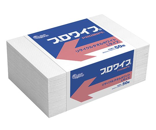 Khăn giấy tái chế 600 x 380mm, Băng trắng chữ L Elleair (DAIO PAPER CORPORATION) 703148
