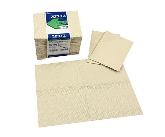 Elleair (DAIO PAPER CORPORATION) 703137 PROWIPE, Soft High Towel 405 x 280mm Bleached Band Four-Ply