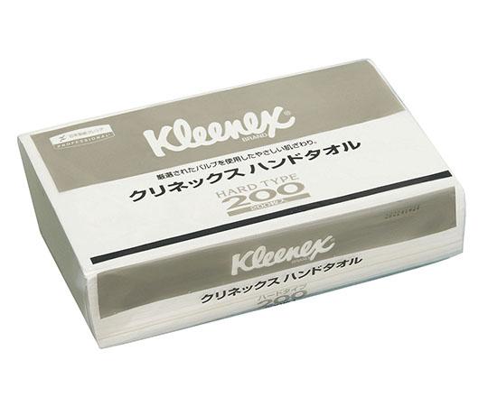 NIPPON PAPER CRECIA Co., LTD 36222 Kleenex Hand Towel Hard Type 200 210 x 225mm 200 Pieces x 30 Bundles