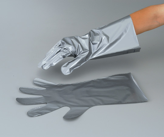 AS ONE 8-5607-01 SS104M Silvershield Solvent Resistant Glove 10 Pairs