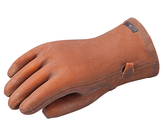 AS ONE 1-2664-03 25 Natural Rubber Glove 250mm