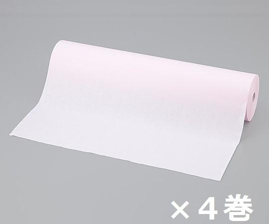 NAVIS No.570 PROSHARE Roll Sheet Pink 4 Rolls Set