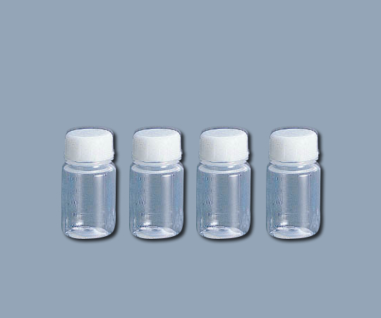 AS ONE 7-2214-01 PP Bottle GOOD BOY 100mL SCC Transparent (Pure Water Washing Processed)