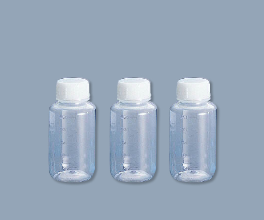 AS ONE 7-2214-02 PP Bottle GOOD BOY 250mL SCC Transparent (Pure Water Washing Processed)
