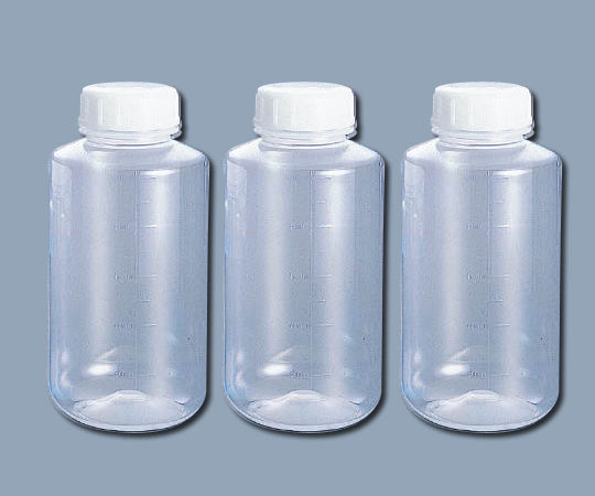 AS ONE 7-2214-04 PP Bottle GOOD BOY 1000mL SCC Transparent (Pure Water Washing Processed)