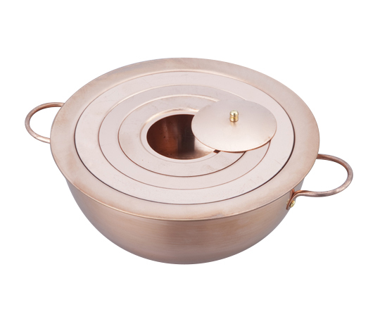 AS ONE 1-1516-02 Heating Apparatus (Copper Water Bath) φ180mm