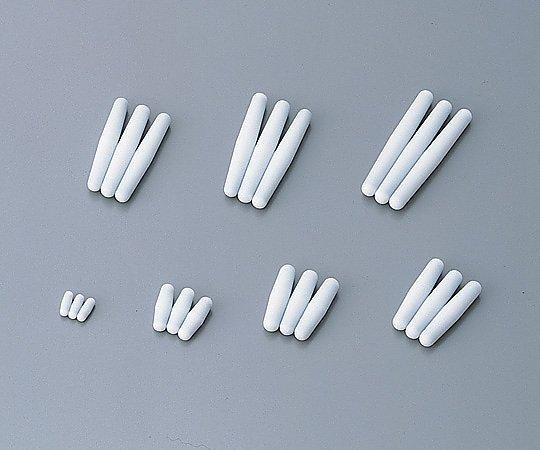 AS ONE 1-4206-27 Stirring Bar (PTFE Resin) 40 x φ8mm 5 Pcs