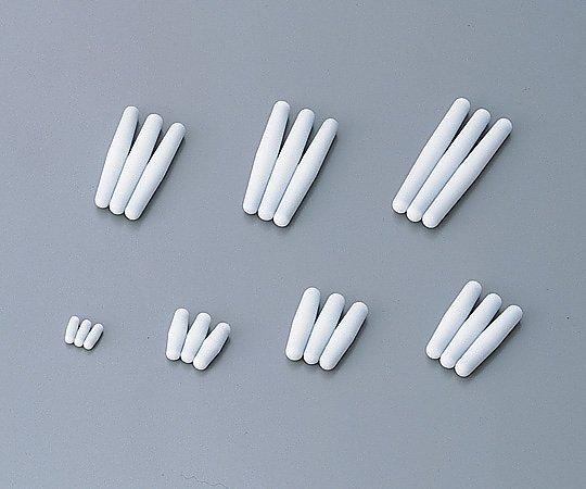 AS ONE 1-4206-32 Stirring Bar (PTFE Resin) 70 x φ10mm 5 Pcs
