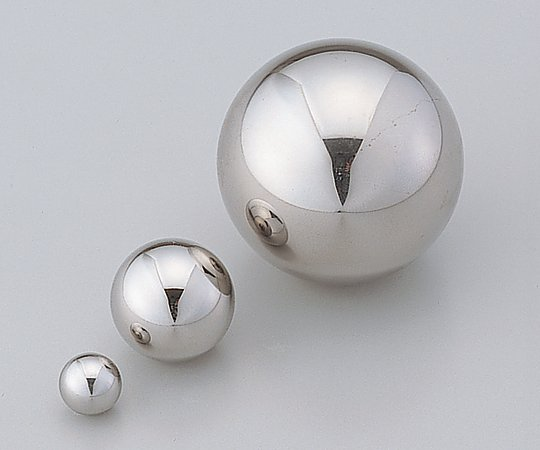 AS ONE 5-3486-02 CR-1/8 Chrome Steel Ball 200 Pcs (SUJ-2) 1/8 inch