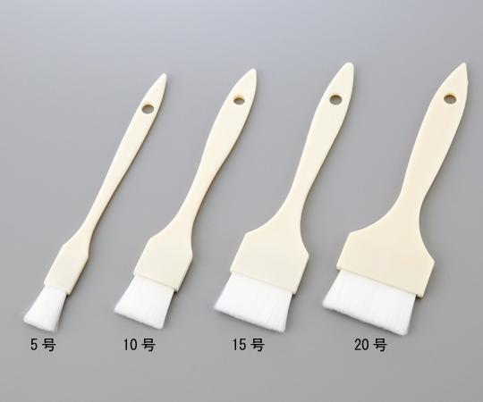 AS ONE 1-2792-02 Heat Resistance Polypropylene (PP) Brush 30mm Size 10