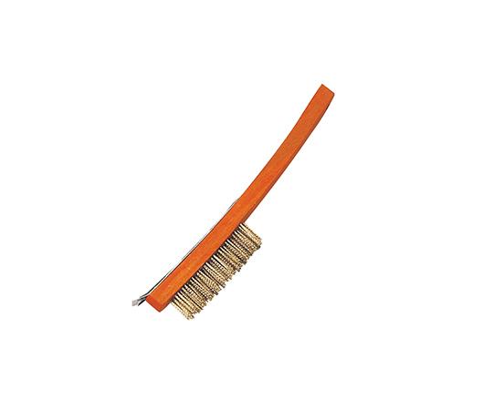 AS ONE 9-829-05 LABORAN Wire Brush 11 Pcs