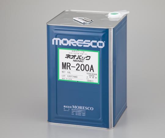 MORESCO MR-200A Vacuum Pump Oil (NEOVAC) 18L