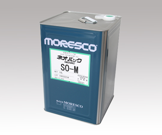 MORESCO SO-M Vacuum Pump Oil (NEOVAC, Synthesis System) 18L
