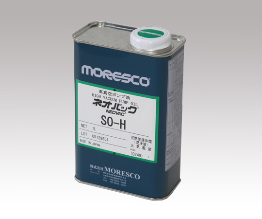 MORESCO SO-H Vacuum Pump Oil (NEOVAC, Synthesis System) 4L