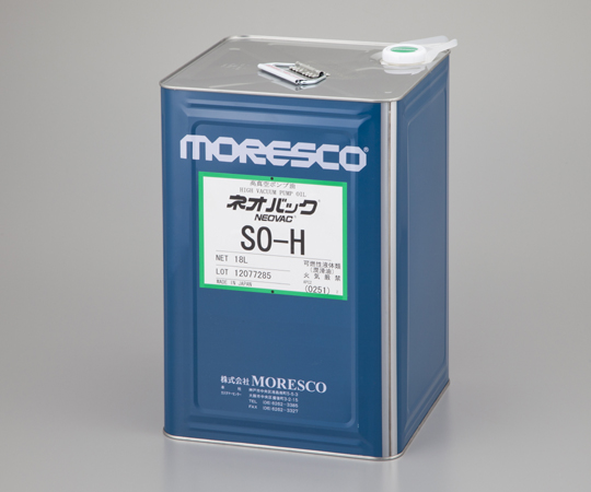 MORESCO SO-H Vacuum Pump Oil (NEOVAC, Synthesis System) 18L