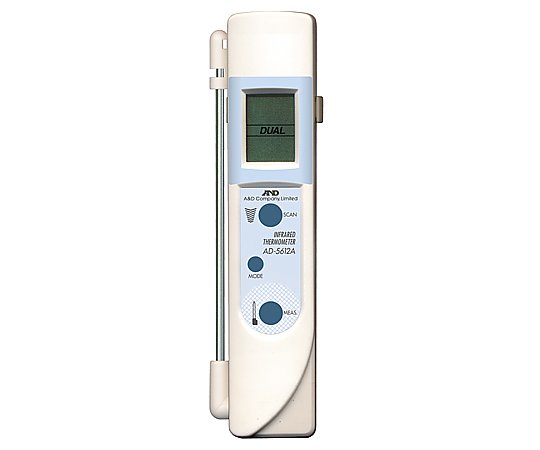 AND AD-5612A Infrared Radiation Thermometer -33 to +220oC