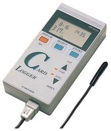 CHINO MR5300 Card Logger (-40 - 60, 0 - 100, 50 - 150oC)