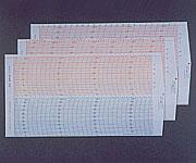 Nihon Keiryoki Kogyo 9900-52 Thermo-Hygro Recorder Recording Paper for 7 Days 1box (55sheets)