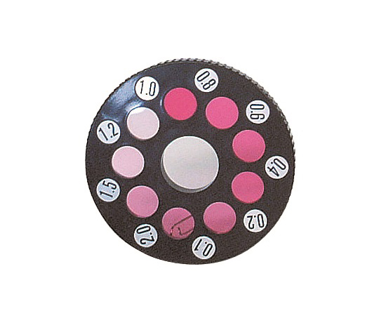 AS ONE 2-6205-12 DPD Colorimetry Plate DPD1