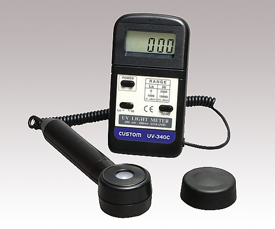 CUSTOM UV-340C Ultraviolet Intensity Meter