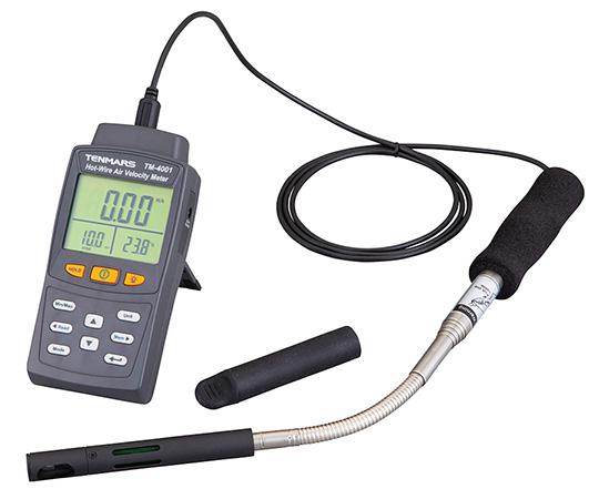 TENMARS TM-4001 Hot Wire Anemometer