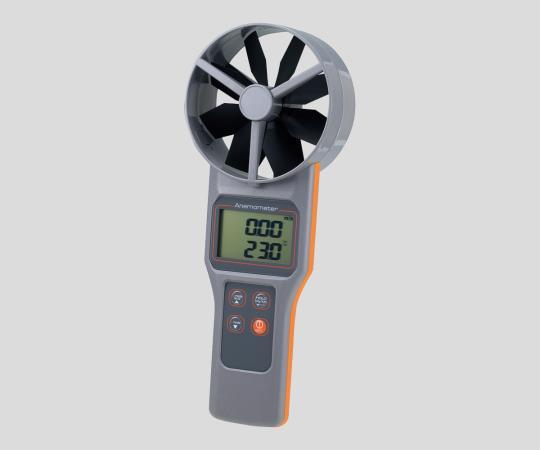 CUSTOM WS-05 Digital Wind Speed/Air Flow Meter