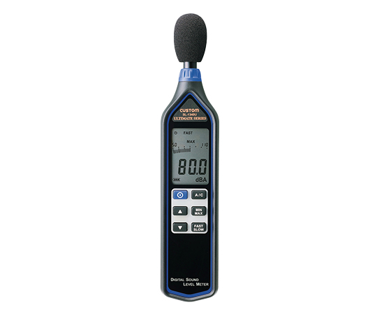 CUSTOM SL-1340U Digital Sound Level Meter 32.0  - 130.0dB