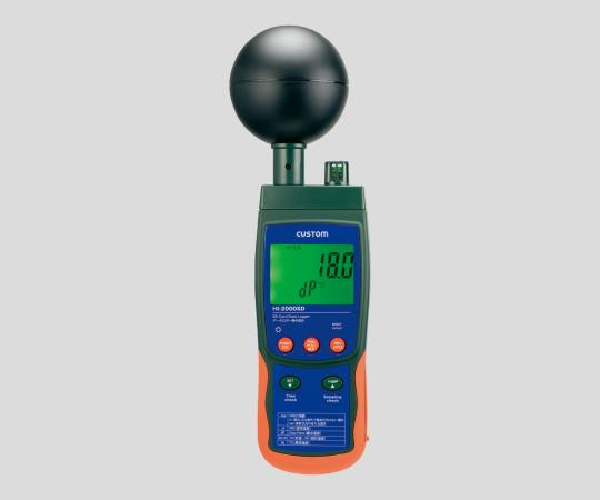 CUSTOM HI-2000SD Data Logger Heatstroke Meter