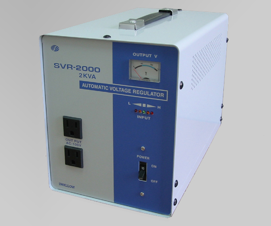 AS ONE 2-1425-02 SVR-2000 AC Constant Voltage Power Supply 100V-20A