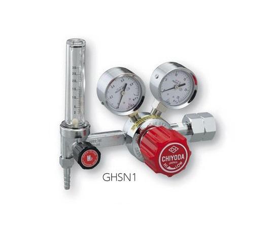 AS ONE 2-759-06 GHSN1-H2 Precision Pressure Regulator SRS-HS-GHSN1-H2 (15MPa, 0.1 - 0.6MPa)