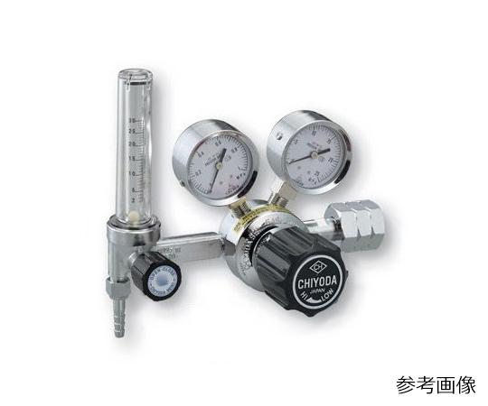 AS ONE 3-1661-05 BHSN1-He Precision Pressure Regulator SRS-HS-BHSN1-He (15MPa, 0.1 - 0.3MPa)