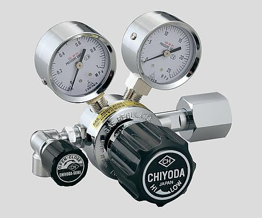 AS ONE 3-1661-06 BHSN1-H2 Precision Pressure Regulator SRS-HS-BHSN1-H2 (15MPa, 0.1 - 0.3MPa)