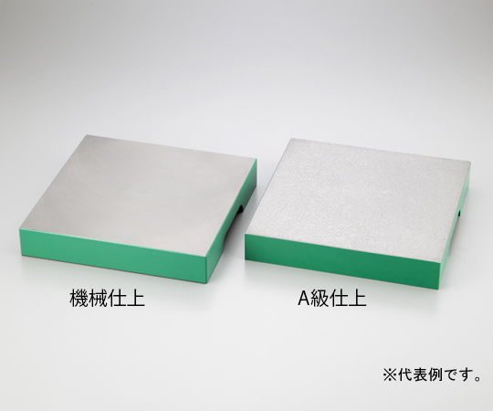 AS ONE 1-3461-14 105-4545 Square Stone Plate 450 x 450 x 75mm Machine Finishing