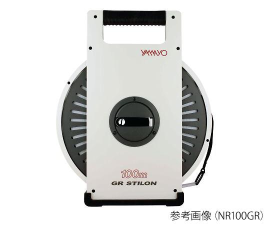 YAMAYO MEASURING TOOLS NR100GR Nylon Coated Steel Measuring Tape GR STILON