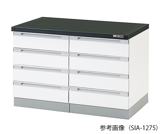 AS ONE 3-5824-35 SIA-1575 Side Laboratory Bench Wooden Type (1500 x 750 x 800mm)