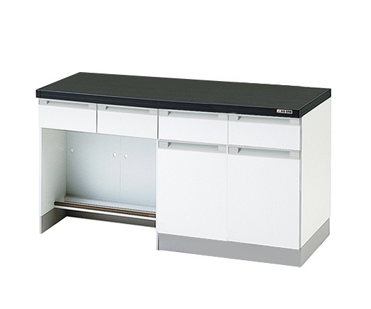 AS ONE 3-5717-23 SVA-1875 Side Laboratory Bench (Wooden Type) 1800 x 750 x 800mm