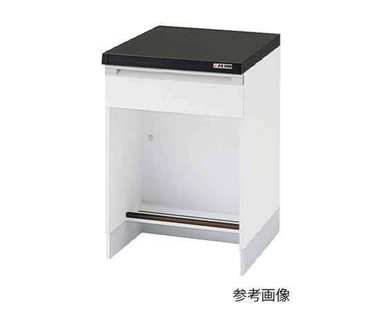 AS ONE 3-4348-11 SYA-475 Side Laboratory Bench (Wooden Type) 450 x 750 x 800mm