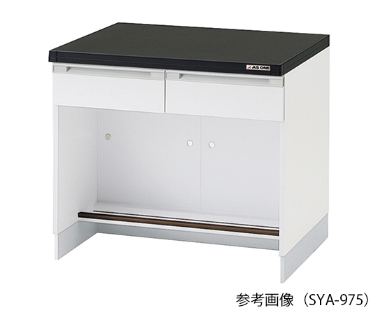 AS ONE 3-4348-13 SYA-975 Side Laboratory Bench (Wooden Type) 900 x 750 x 800mm