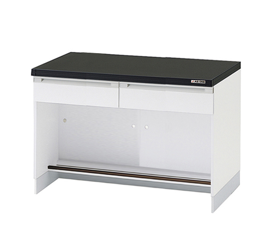AS ONE 3-4348-14 SYA-1275 Side Laboratory Bench (Wooden Type) 1200 x 750 x 800mm