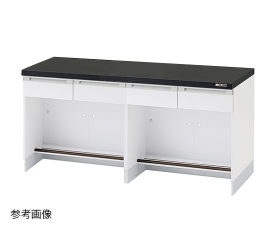AS ONE 3-4348-16 SYA-1875 Side Laboratory Bench (Wooden Type) 1800 x 750 x 800mm