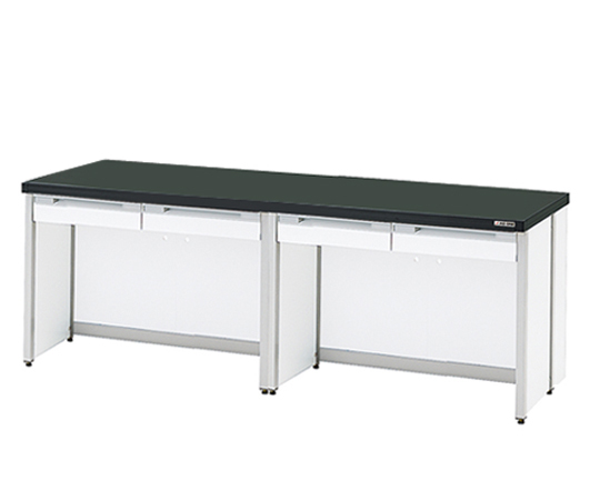 AS ONE 3-4316-17 HTO-3075 Side Laboratory Bench (Frame Type) 3000 x 750 x 800mm