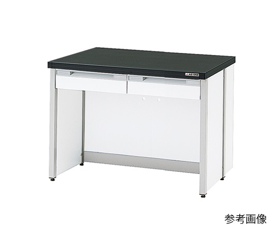 AS ONE 3-4317-13 HTO-1290 Side Laboratory Bench (Frame Type) 1200 x 900 x 800mm